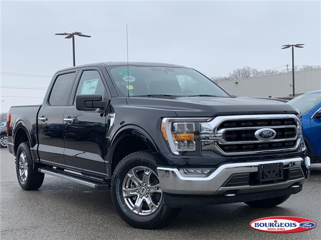 2021 Ford F-150 XLT (Stk: 021T13) in Midland - Image 1 of 17