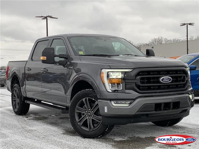 2021 Ford F-150 XLT (Stk: 021T21) in Midland - Image 1 of 18