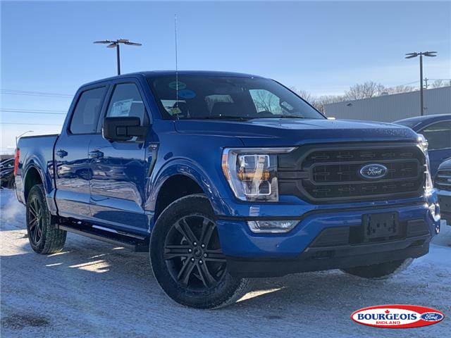 2021 Ford F-150 XLT (Stk: 021T24) in Midland - Image 1 of 19