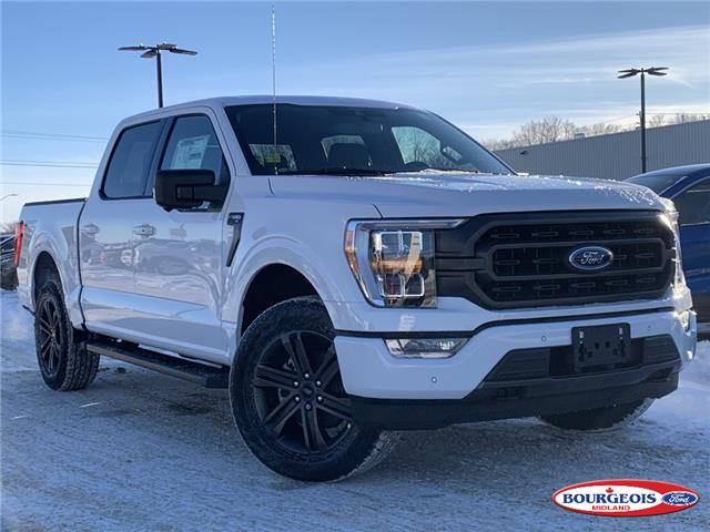 2021 Ford F-150 XLT (Stk: 021T22) in Midland - Image 1 of 11