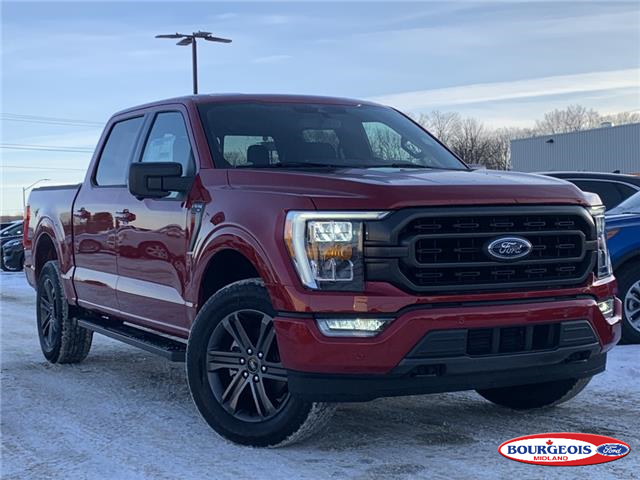 2021 Ford F-150 XLT (Stk: 021T27) in Midland - Image 1 of 17