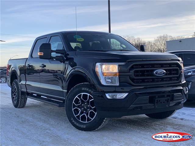 2021 Ford F-150 XLT (Stk: 021T29) in Midland - Image 1 of 10