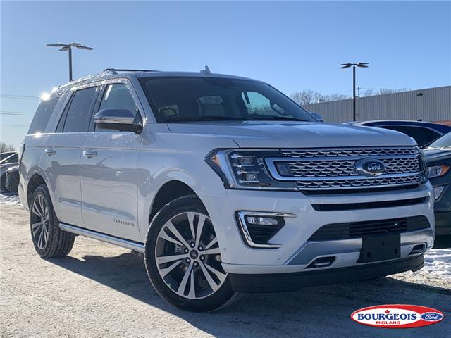 2020 Ford Expedition Platinum (Stk: 20T1154) in Midland - Image 1 of 17