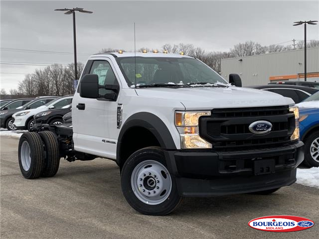 2020 Ford F-550 Chassis XL (Stk: 20T641) in Midland - Image 1 of 6