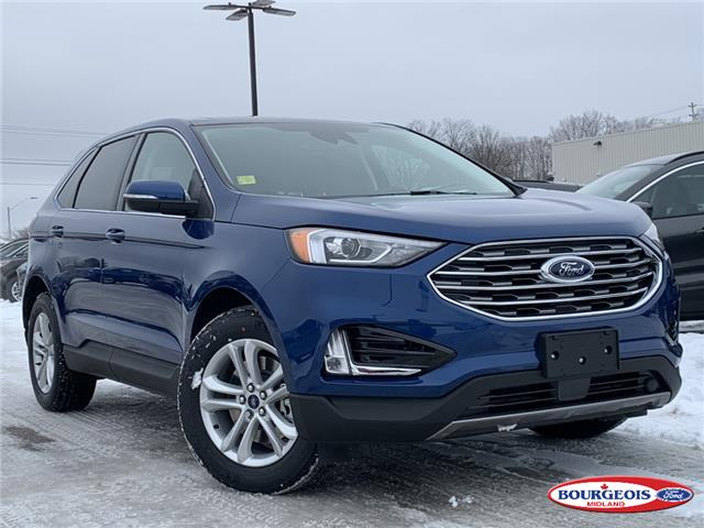 2020 Ford Edge SEL (Stk: 20T1158) in Midland - Image 1 of 18