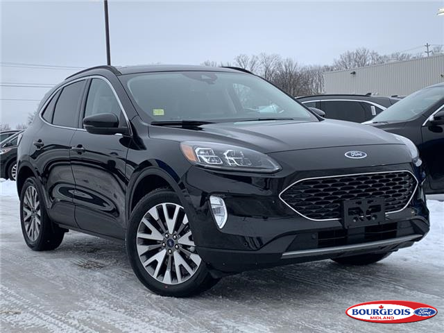 2020 Ford Escape Titanium (Stk: 20T1159) in Midland - Image 1 of 16