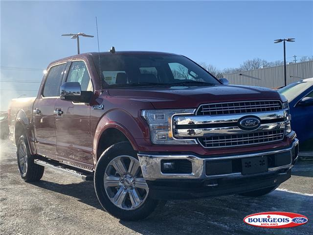 2020 Ford F-150 Lariat (Stk: 20T1164) in Midland - Image 1 of 20