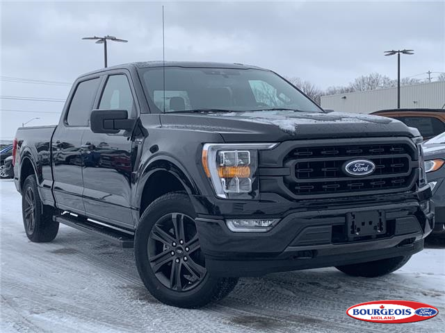 2021 Ford F-150 XLT (Stk: 021T58) in Midland - Image 1 of 15