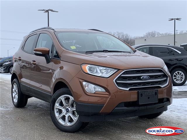2020 Ford EcoSport SE (Stk: 20T1163) in Midland - Image 1 of 14