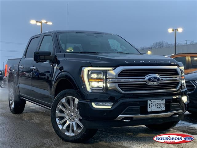 2021 Ford F-150 Limited (Stk: 021T64) in Midland - Image 1 of 15