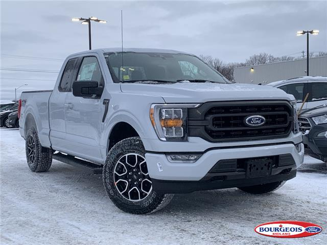 2021 Ford F-150 XLT (Stk: 021T69) in Midland - Image 1 of 18
