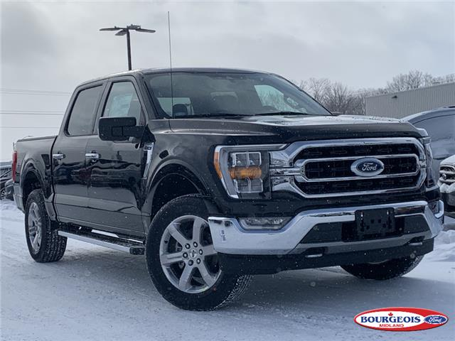 2021 Ford F-150 XLT (Stk: 021T76) in Midland - Image 1 of 19