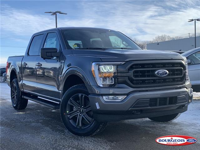 2021 Ford F-150 XLT (Stk: 021T94) in Midland - Image 1 of 18