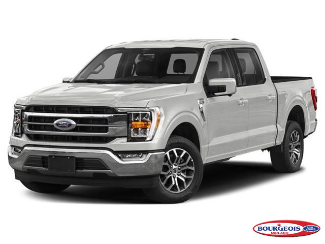 2021 Ford F-150 Lariat (Stk: 21T121) in Midland - Image 1 of 9