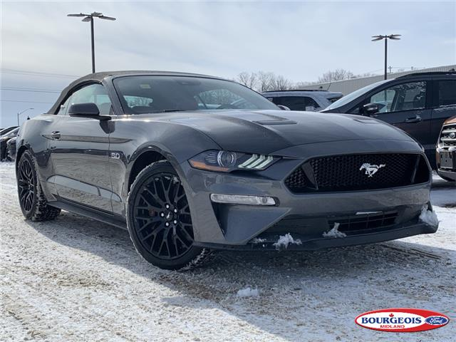 2021 Ford Mustang GT Premium (Stk: 021MU1) in Midland - Image 1 of 14