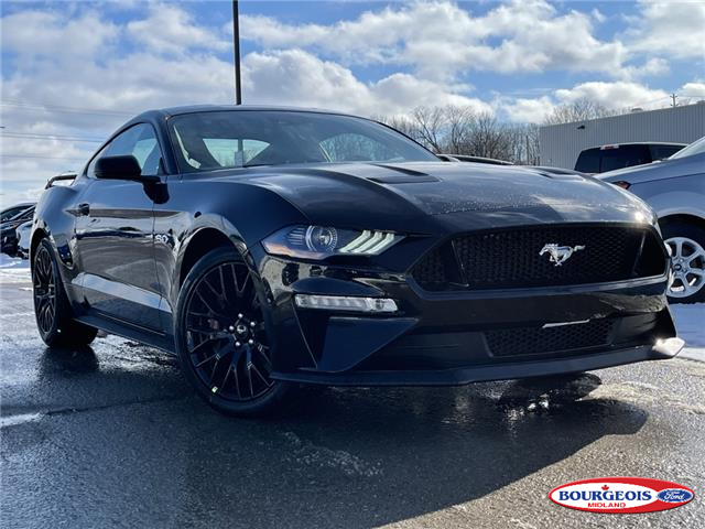 2021 Ford Mustang GT Premium (Stk: 021MU5) in Midland - Image 1 of 14