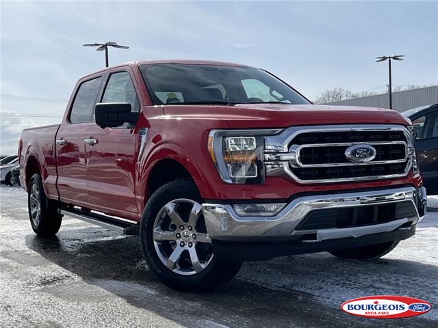 2021 Ford F-150 XLT (Stk: 21T137) in Midland - Image 1 of 16