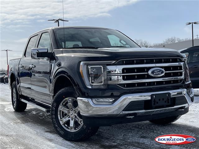 2021 Ford F-150 Lariat (Stk: 21T134) in Midland - Image 1 of 15