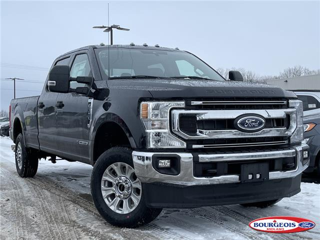 2021 Ford F-350 XLT (Stk: 21T129) in Midland - Image 1 of 14