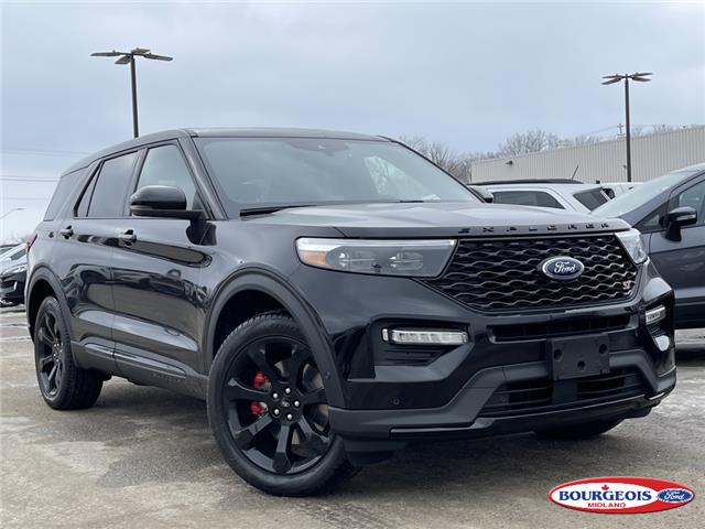 2021 Ford Explorer ST (Stk: 21T161) in Midland - Image 1 of 19