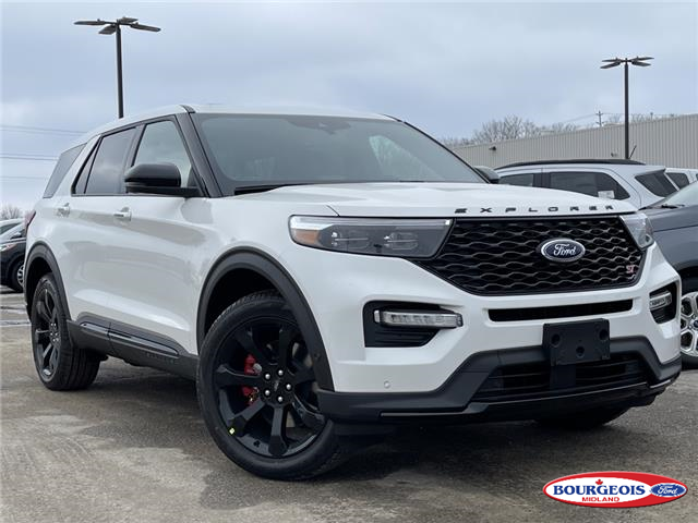 2021 Ford Explorer ST (Stk: 21T162) in Midland - Image 1 of 15