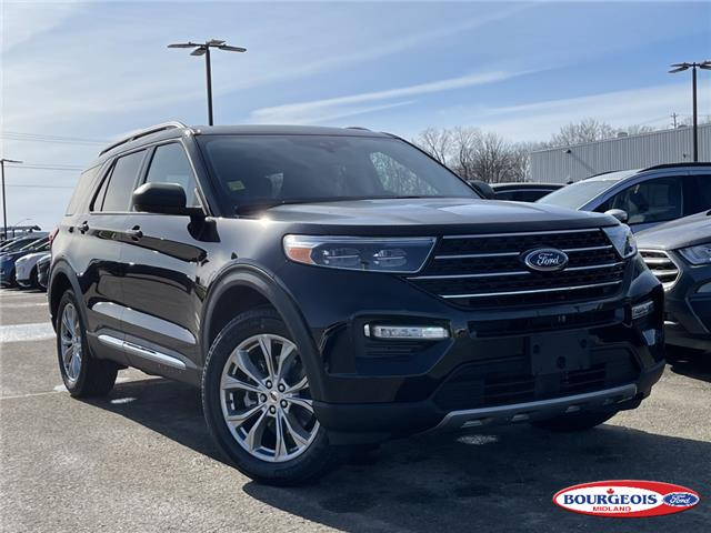 2021 Ford Explorer XLT (Stk: 21T159) in Midland - Image 1 of 15
