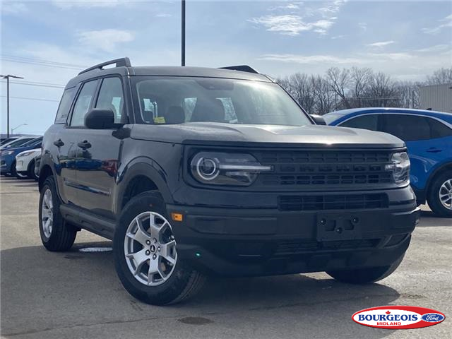 2021 Ford Bronco Sport Base (Stk: 21T187) in Midland - Image 1 of 14