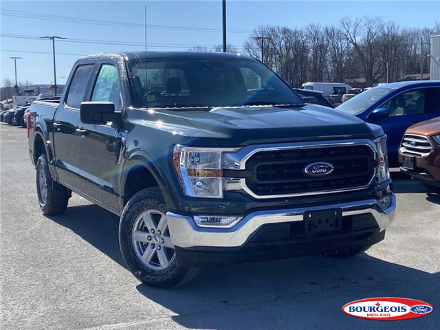 2021 Ford F-150 XLT (Stk: 21T154) in Midland - Image 1 of 13