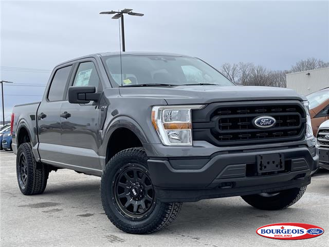 2021 Ford F-150 XL (Stk: 21T169) in Midland - Image 1 of 16