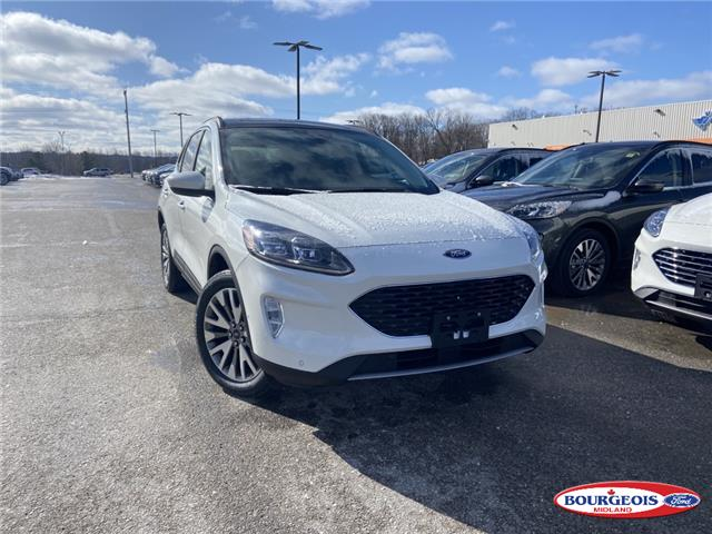 2021 Ford Escape Titanium (Stk: 21T223) in Midland - Image 1 of 14