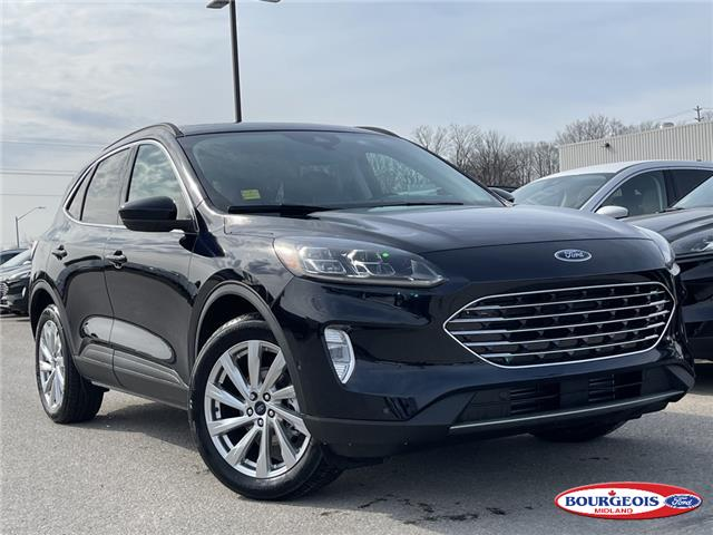 2021 Ford Escape Titanium (Stk: 21T243) in Midland - Image 1 of 14