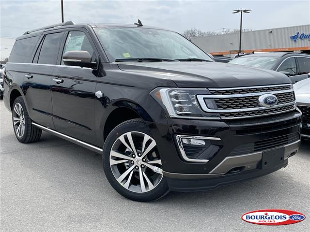 2021 Ford Expedition Max King Ranch (Stk: 21T259) in Midland - Image 1 of 19