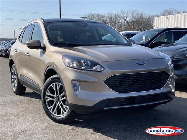 2021 Ford Escape SEL (Stk: 21T252) in Midland - Image 1 of 13