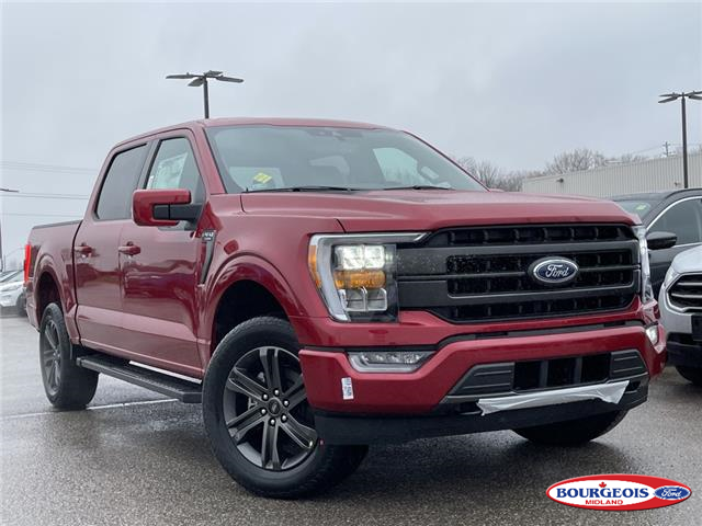 2021 Ford F-150 Lariat (Stk: 21T270) in Midland - Image 1 of 18