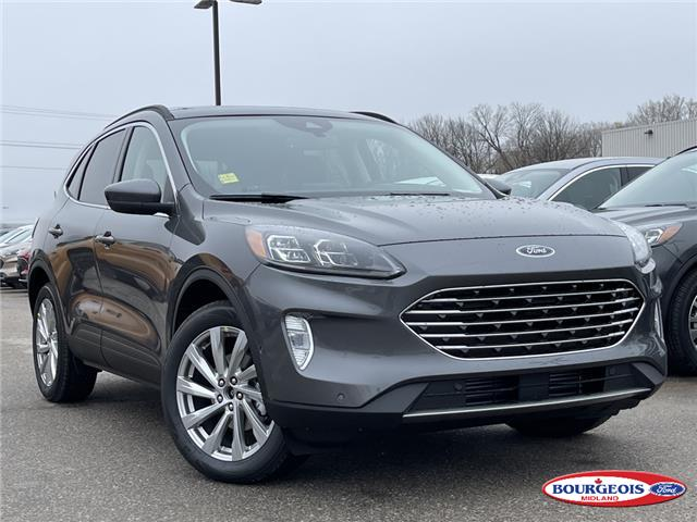 2021 Ford Escape Titanium (Stk: 21T280) in Midland - Image 1 of 15