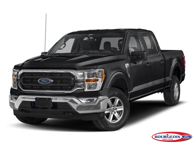 2021 Ford F-150 XLT (Stk: 21T286) in Midland - Image 1 of 9