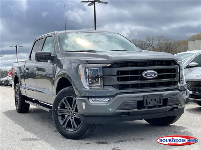 2021 Ford F-150 Lariat (Stk: 21T343) in Midland - Image 1 of 20