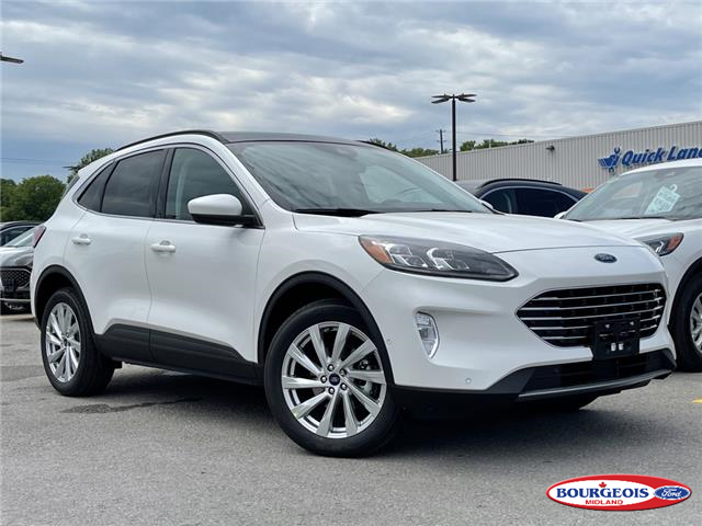 2021 Ford Escape Titanium (Stk: 21T424) in Midland - Image 1 of 14