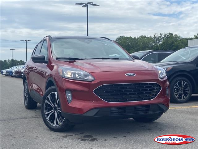 2021 Ford Escape SEL (Stk: 21T430) in Midland - Image 1 of 13
