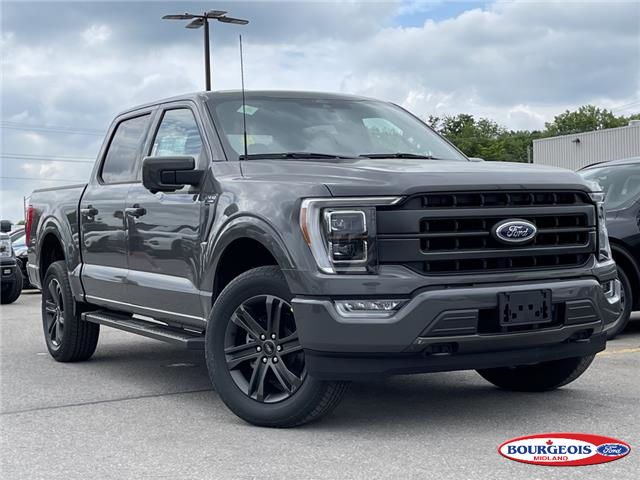 2021 Ford F-150 Lariat (Stk: 21T438) in Midland - Image 1 of 18