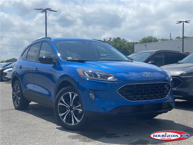 2021 Ford Escape SEL (Stk: 21T447) in Midland - Image 1 of 12