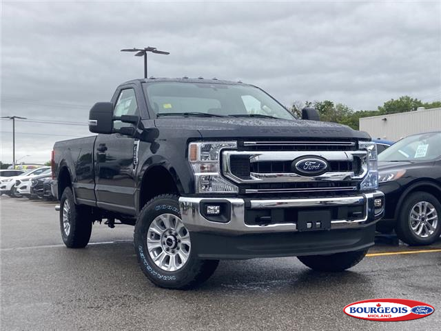 2021 Ford F-250 XLT (Stk: 21T504) in Midland - Image 1 of 10