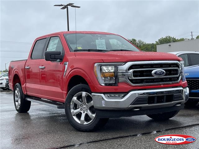 2021 Ford F-150 XLT (Stk: 21T496) in Midland - Image 1 of 19