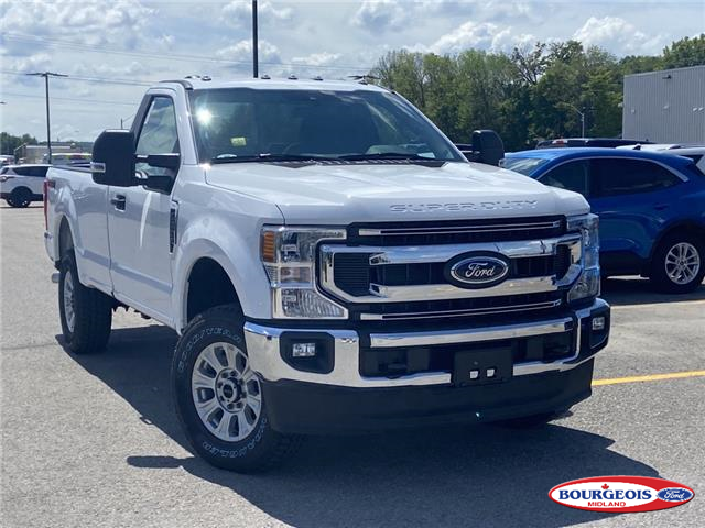 2021 Ford F-350 XLT (Stk: 21T510) in Midland - Image 1 of 12