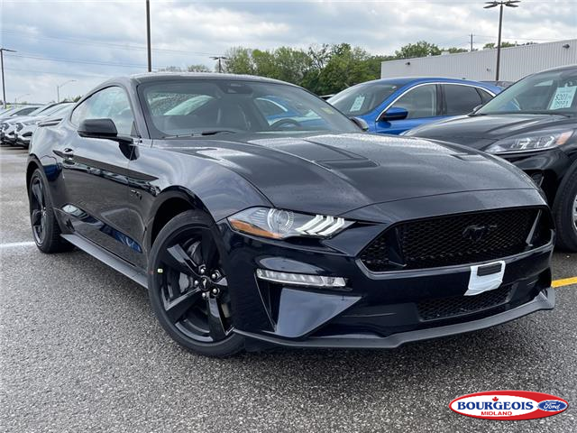 2021 Ford Mustang GT Premium (Stk: 21MU20) in Midland - Image 1 of 15