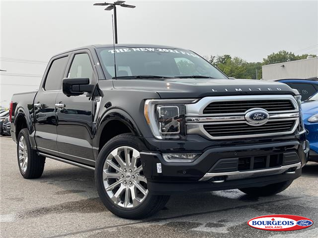 2021 Ford F-150 Limited (Stk: 21T525) in Midland - Image 1 of 24