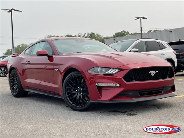2021 Ford Mustang GT Premium (Stk: 21MU19) in Midland - Image 1 of 15