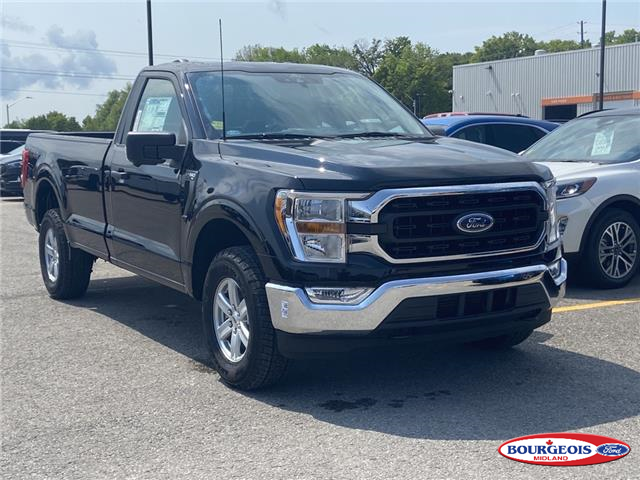 2021 Ford F-150 XLT (Stk: 21T544) in Midland - Image 1 of 14