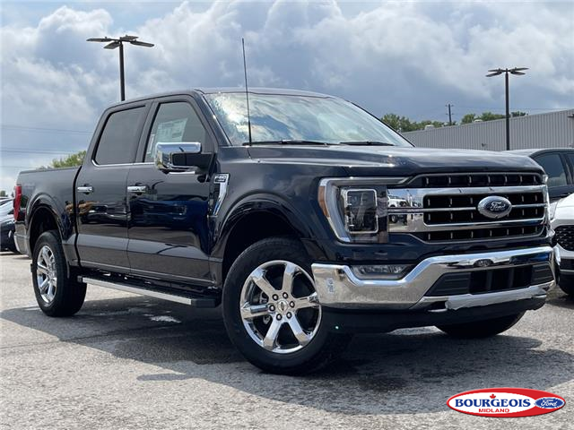 2021 Ford F-150 Lariat (Stk: 21T550) in Midland - Image 1 of 18
