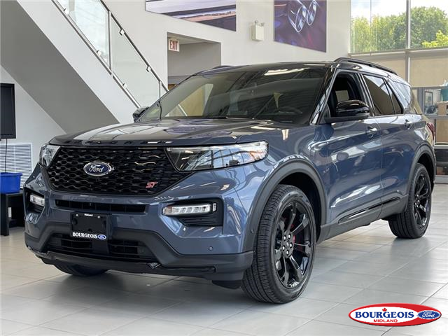 2021 Ford Explorer ST (Stk: 21T546) in Midland - Image 1 of 18